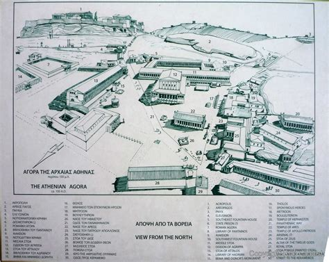 maps the architectural plan as a map drawings by enric miralles the funambulist magazine ancient agora of athens athina attica pinterest