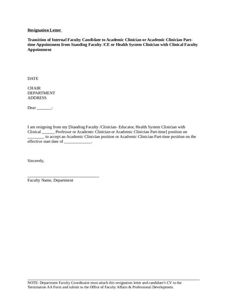Sle Resignation Letter For You Just Started Resignation Letter Copy Psychologist Sle Resume