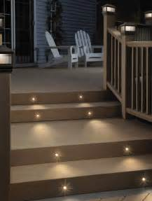 outdoor stair lighting led step lights for indoors outdoors led underwater