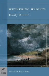 wuthering heights barnes noble classics series by