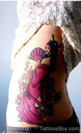 geisha girl tattoo ribs geisha tattoos tattoo designs tattoo pictures page 3