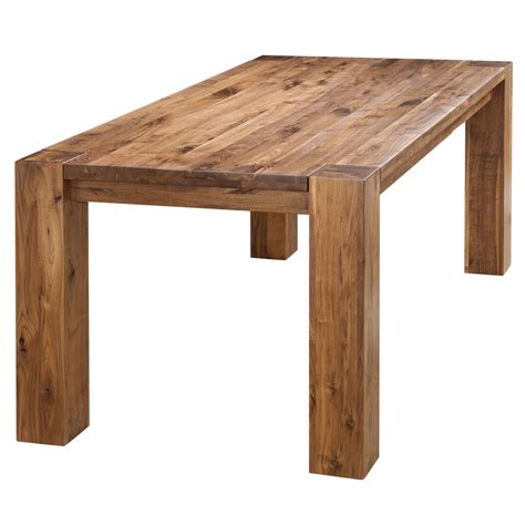walnut dining table byron rustic solid walnut wood dining table rustic wood