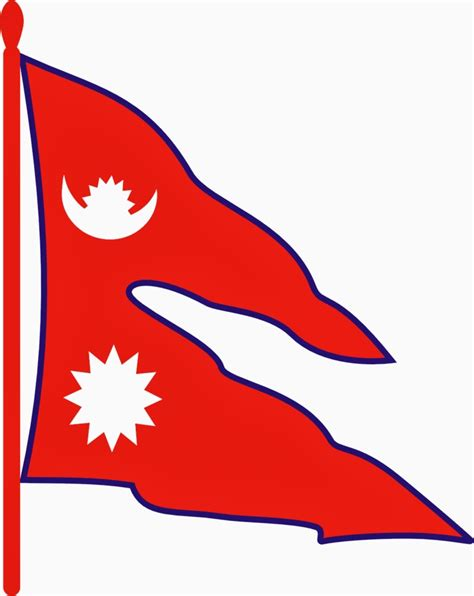 flags of the world nepal image gallery national flag of nepal