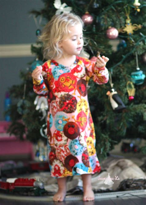 Best Seller Sweater Play Merah Lo Sweater Babyterry Mer easy nightgown sewing pattern seamingly smitten 14