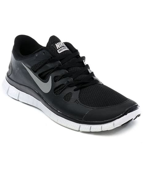 black nike sport shoes buy nike black sport shoes for snapdeal