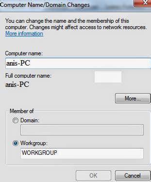 cara membuat jaringan wifi windows xp ikbal war wer cara membuat jaringan peer to peer windows 7