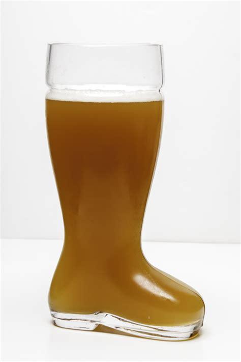 das boot glass 2 liter high quality oktoberfest style glass boot