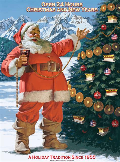 waffle house christmas waffle house santa illustrations finished art