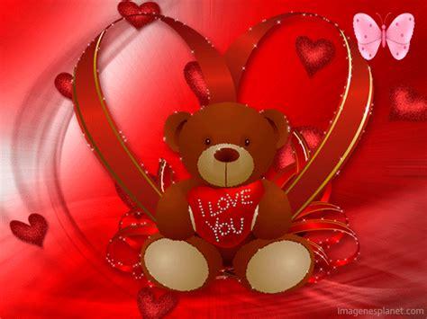 imagenes de love animadas imagenes animadas tiernas de corazones y osos i love you