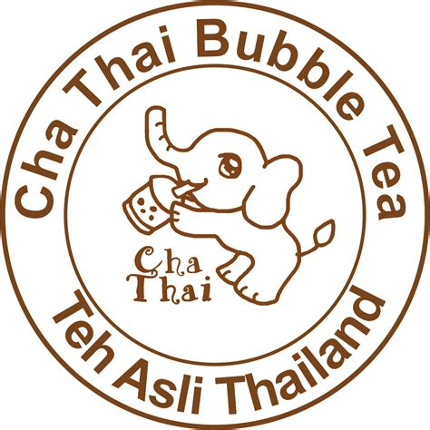 cha thai bubble tea