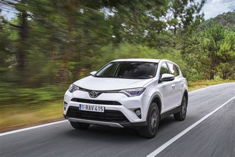 Toyota Russia Toyota To Start Producing New Rav4 In Russia