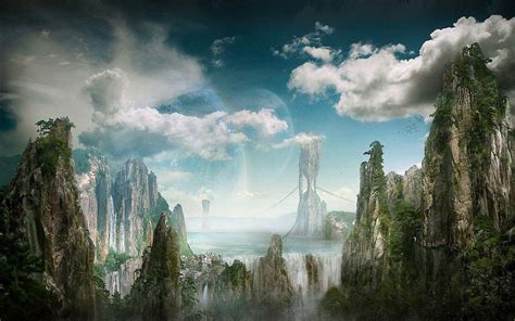 fantasy desktop wallpapers top world pic fantasy world backgrounds wallpaper cave