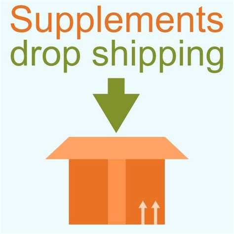 supplement dropshipping supplements drop shipping no fees no minimum orders and