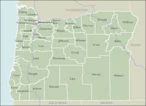 county 3 digit zip code maps of oregon