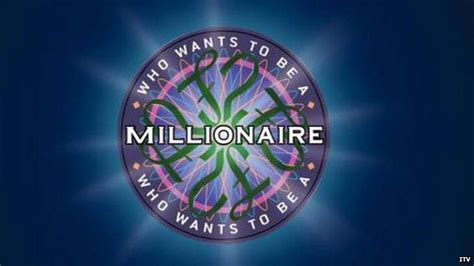 Auditions Blamed For Who Wants To Be A Millionaire End Bbc News Who Wants To Be A Millionaire