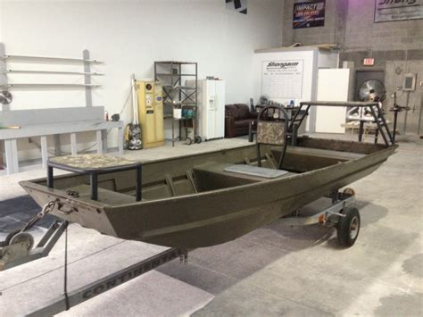 jon boat to flats boat skinnyskiff reviews and discussions for shallow water