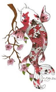 koi fish by rrela on deviantart