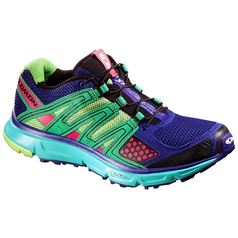 salomon xr running shoes salomon xr mission trail running shoe s glenn