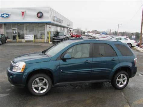 used 2007 chevrolet equinox lt awd for sale stock #a434a