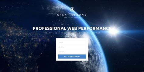 beautiful  html css website templates