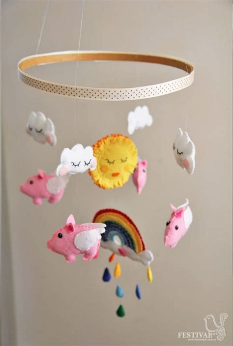 Diy Crib Mobile by And Stylish Diy Baby Mobiles