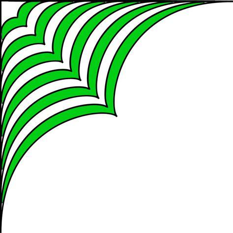 corner pattern png decorative lines corner png