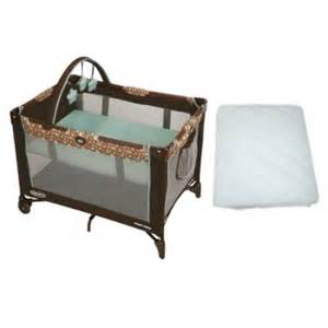 graco pack n play mattress pad replacement graco pack n play on the go travel playard with