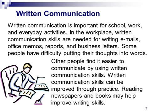 Business Letter Writing Skills Test and written communication ppt