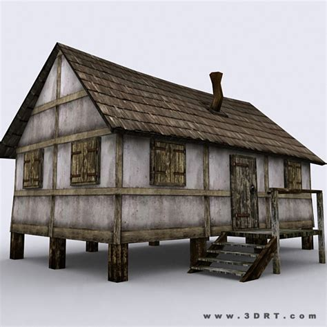 medieval house medieval houses pack
