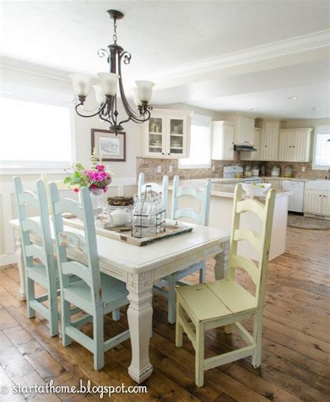 farmhouse table round up start at home decor