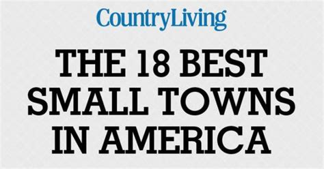18 of the most charming small towns across america the 18 of the most charming small towns across america small