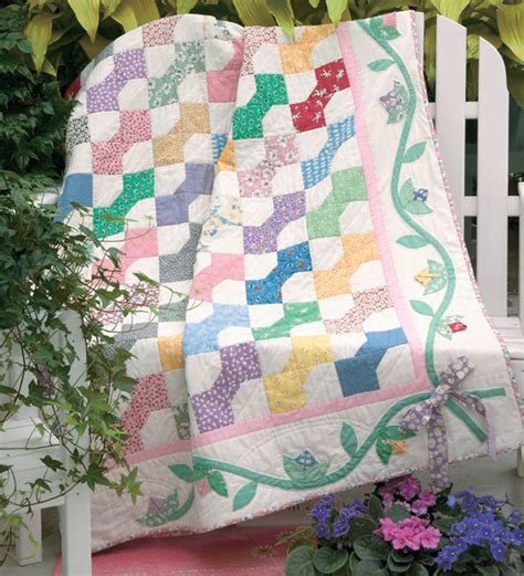 friday free quilt patterns buds n bow ties mccall s
