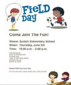 Field Trip Announcement Template by 1000 Images About Field Day On Field Day Pto