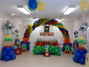 decoration toy story theme birthday decorating ideas for