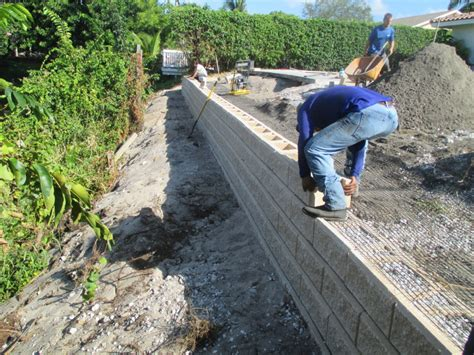 how to build retaining wall on sloped backyard how to build retaining wall on sloped backyard awesome