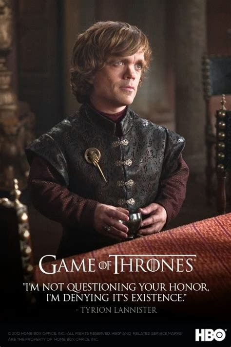 game  thrones tyrion quotes quotesgram