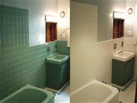 bathtub and tile refinishing cost refinish old tubs tiles it saves a fortune over