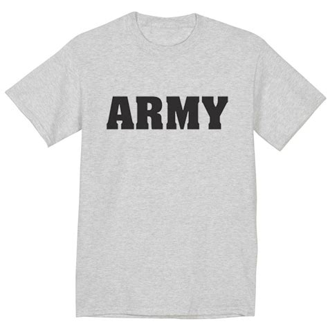 Army T Shirt Impor big and t shirt for us army shirt s ebay