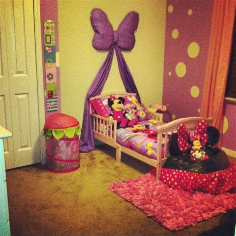 minnie mouse room for sammi