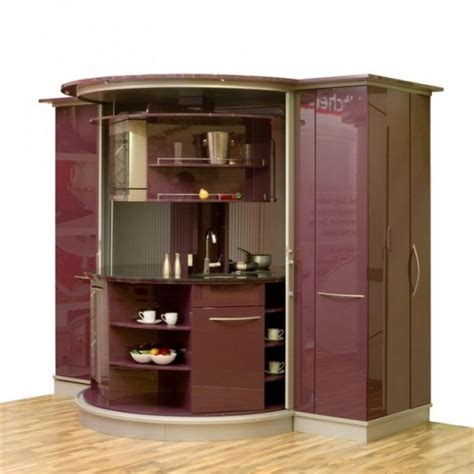 compact kitchen designs for small spaces everything you need in one single unit very small kitchen which has everything needed circle