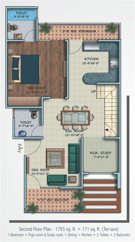 750 square foot house 750 sq ft home plans