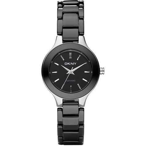 Black Ceramic Series Dkny dkny ny4887 broadway