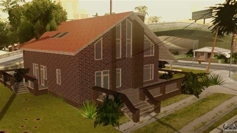 gta san andreas houses new ryder house para gta san andreas