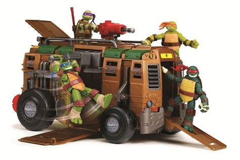 Shellraiser Tmnt Playmates New Complete live with and michael