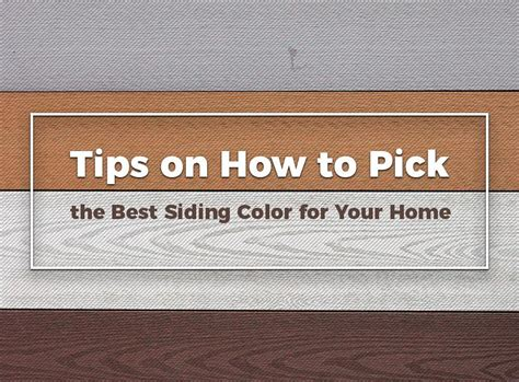 how to choose a great color for your granite countertops tips on how to pick the best siding color for your home