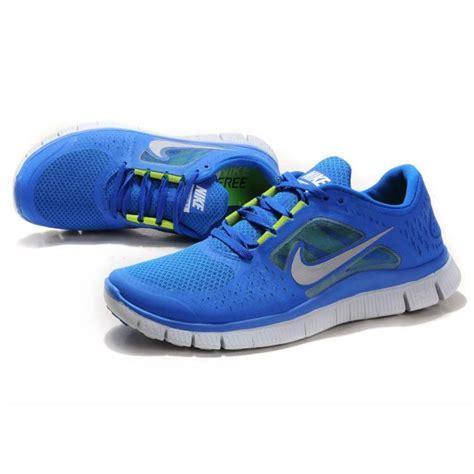 nike athletics shoes nike free run 3 0 blue sport shoes nike free run 3 0