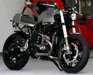 Bmw Ducati Cafe Racer Special Bmw Boxer Ducati Frame Caf 232 Racer