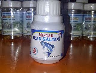 Minyak Ikan Salmon Isi 50 Softgel meningkatkan kecerdasan dengan minyak ikan salmon toko herbal olive