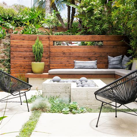 backyard wall ideas sunken patio retaining wall retaining wall ideas sunset
