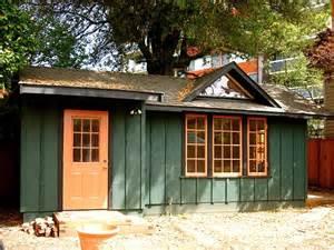 rustic garden studios backyard studio and storage room